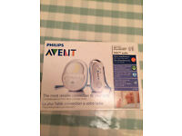 Brand new Philips Avent baby monitor