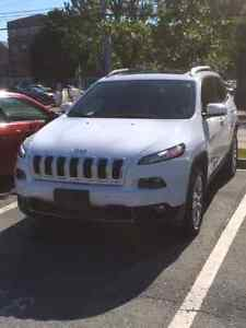 Jeep cherokee limited full 5 year warranty included