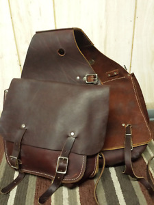 Western Saddle bags- They don't come any better !