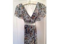 Tiffany Rose maternity dress size 3 (12/14)