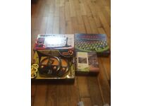 4 Board games the lot