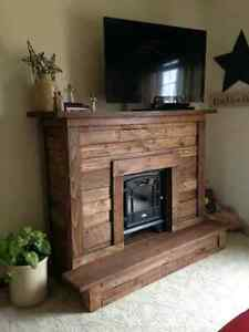 PALLET WOOD FOR SALE ACCENT WALL DIY READY TO INSTALL