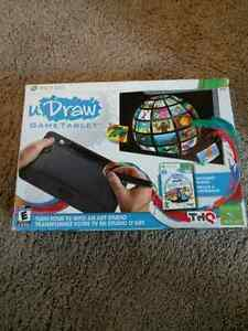 U Draw Game Tablet for Xbox 360