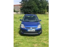 Ford Fiesta (ST) 2008 in excellent condition with a surprisingly Low mileage at 64728, years mot