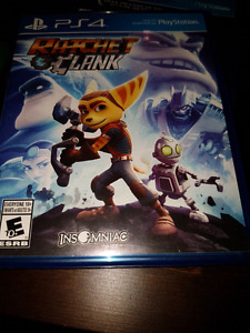 Rachet and clank ps4 edition