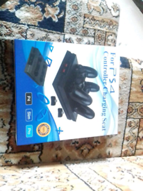 Ps4 charging seat for control Brand new