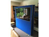 3 blue screens free to good home