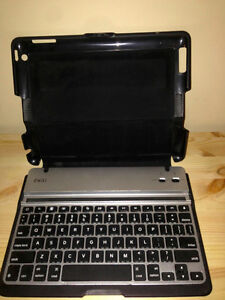 ZAGGFOLIO IPAD CASE/KEYBOARD (4TH GEN, IPAD & IPAD 2) FOR SALE