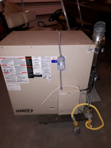 Lennox natural gas heater for sale