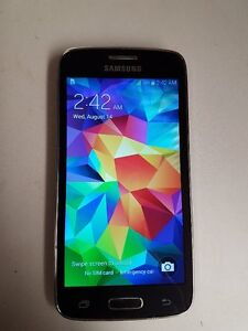 Bell Samsung Core, Black, Good Condition