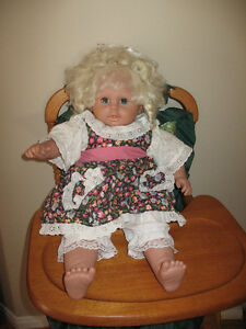 Vintage Jessie Doll Peterborough Peterborough Area image 1