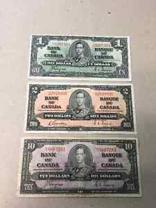Looking for Coins, Bullion, Bills & Royal Canadian Mint Sets