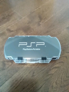 PSP WITH HARD CASE & CHARGER