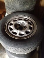 225 60 r15 rims and tires