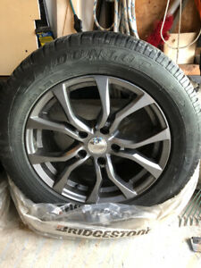Porsche Cayenne Winter Wheels Set of 4