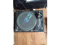 Technics SL 1210 mk2 spares or repairs. Open to offers