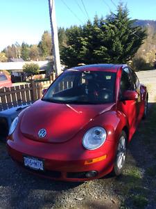 2008 Volkswagen Beetle Hatchback