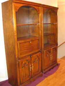 Solid Wood Shelving Units West Island Greater Montréal image 1