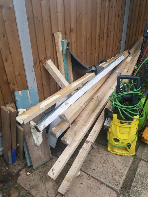 Free Long Pieces Of Wood All to go ASAP!!   in Chelmsford ...