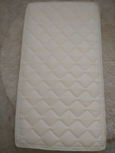 Organic Cotton Natural Latex Crib Mattress