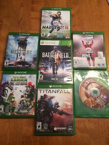 Jeux Xbox à vendre