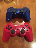 PS3 Controllers $25 Each $45 Both!