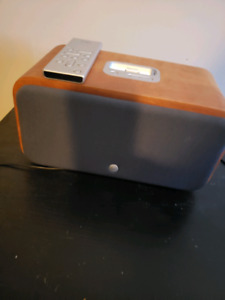 Mini home stereo