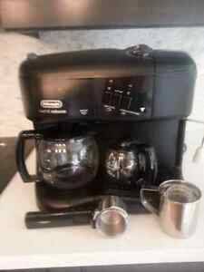 Coffee and Expresso Maker