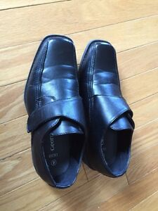 Black Dressy Shoes Boys Size 4