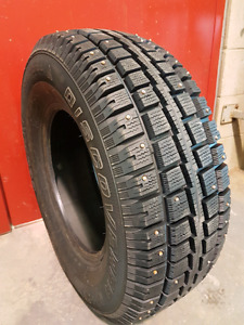 Cooper discover M+S winter tires