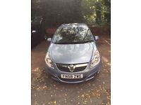 BARGAIN QUICK SALE £2400 ONO 2008 VAUXHALL CORSA DESIGN 1.3 CDTI 90BHP VERSION IMMACULATE CONDITION