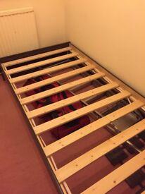 Bed & mattress (Single)