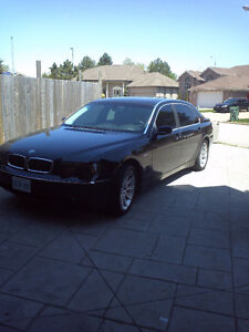 2004 BMW 7-Series 745li ..Etested..$5500 OBO...Must sell