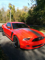 2013 Ford Mustang BOSS 302 Coupé (2 portes)