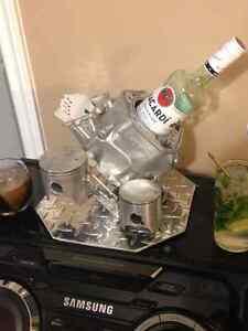 engine cylinder liquor/wine bottle holders St. John's Newfoundland image 2