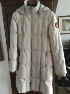 Manteau de duvet Canada Goose & Jacket North Face