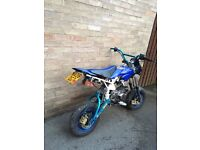 Road legal Pitbike project pit bike like Dt yz cr rs cr Dr etc