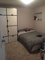 Furnished room in modern walk-out, avail Dec1 @Cambie/16th