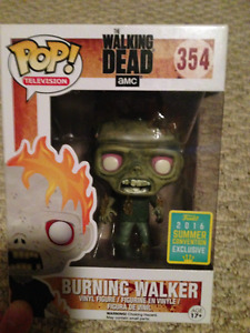 Burning walker pop ( 2016 summer convention exclusive)