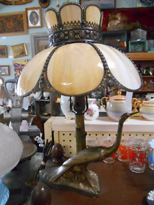 Great Selection of Vintage Lamps