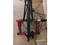 Elite bike trainer
