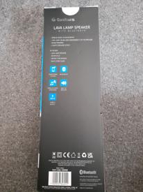 Brand new lava lamp speaker