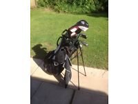 Wilson Deep Red XD full set of golf clubs