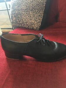 Like new tap dance  shoes