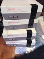 Nintendo. Nes