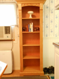 Curio cabinet or bookcase