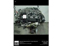Audi 2.0 Tdi Common rail engine CAH code