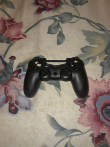 PS4 Pro Black Controller Shell