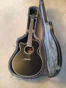 **LEFT HANDED DEAN GUITAR WITH HARD SHELL CASE** Prince George British Columbia image 3