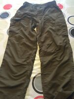 Men's light weight hiking pants